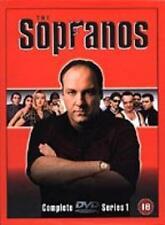 TV Shows Box Set DVDs & The Sopranos Blu-ray Discs