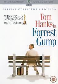 Forrest Gump DVD 2001 2Disc Set - <span itemprop=availableAtOrFrom>Dingwall, United Kingdom</span> - Forrest Gump DVD 2001 2Disc Set - Dingwall, United Kingdom