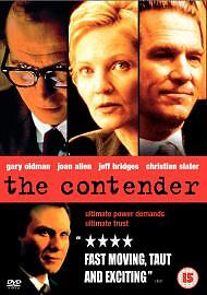 NEW & Sealed The Contender [DVD] [2001]