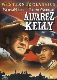 Alvarez Kelly Dvd William Holden Brand New & Factory Sealed