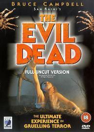 The Evil Dead DVD 2002 - Bridgnorth, United Kingdom - The Evil Dead DVD 2002 - Bridgnorth, United Kingdom