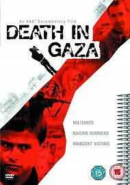Death In Gaza DVD 2006 NEW AND SEALED REGION 2 - <span itemprop=availableAtOrFrom>london, London, United Kingdom</span> - Returns accepted Most purchases from business sellers are protected by the Consumer Contract Regulations 2013 which give you the right to cancel the purchase within 14 days after t - london, London, United Kingdom