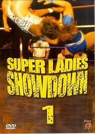 Super Ladies Showdown 1 (DVD, 2005) NEW AND SEALED