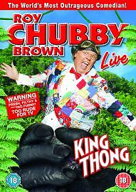Roy Chubby Brown  King Thong  Live DVD 2005 - <span itemprop=availableAtOrFrom>OLDHAM, Greater Manchester, United Kingdom</span> - Roy Chubby Brown  King Thong  Live DVD 2005 - OLDHAM, Greater Manchester, United Kingdom