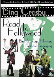 Road To Hollywood (DVD, 2003) BING CROSBY