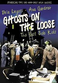 Ghost on The Loose [DVD], Very Good DVD, Leo Gorcey, Huntz Hall, Bobby Jordan, B