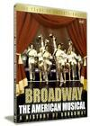 The History Of Broadway (DVD, 2005)