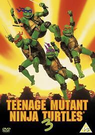 Teenage Mutant Ninja Turtles 3 DVD 2004 - <span itemprop=availableAtOrFrom>Newtownabbey, Antrim, United Kingdom</span> - Teenage Mutant Ninja Turtles 3 DVD 2004 - Newtownabbey, Antrim, United Kingdom