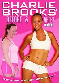 Charlie Brooks  Before And After Workout DVD 2005 - Hove, United Kingdom - Charlie Brooks  Before And After Workout DVD 2005 - Hove, United Kingdom