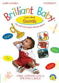 Brilliant Baby - Sounds (DVD, 2005)