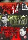 3 Classic Horrors Of The Silver Screen - Vol. 1 - Horror Hotel / The Terror / The Corpse Vanishes (DVD, 2004)