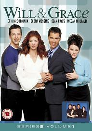 Will and Grace: Series 5 (Vol. 1) [DVD]