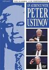 Peter Ustinov - An Audience With Peter Ustinov: The Classic Live Performance (DVD, 2005)