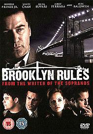 Brooklyn Rules DVD 2008 - <span itemprop='availableAtOrFrom'>Newbury, United Kingdom</span> - Brooklyn Rules DVD 2008 - Newbury, United Kingdom