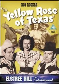 The Yellow Rose Of Texas [1944] [DVD], Very Good DVD, Roy Rogers, Joseph Kane