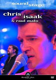 Chris-Isaak-And-Raul-Malo-Live-DVD-New-DVD