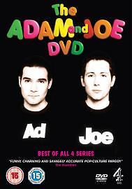 The Adam and Joe DVD  [DVD], Very Good DVD, Joe Cornish, Adam Buxton, Adam Buxto