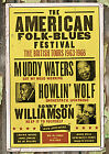 The American Folk Blues Festivals 1963-1966 - The British Tours - Various Artists (DVD, 2007)