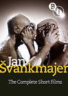 Jan Svankmajer - The Complete Short Films 1964-1992 (DVD, 2007, 3-Disc Set)