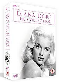 Diana-Dors-Icon-Box-Set-New-UK-DVD-Sent-1st-class