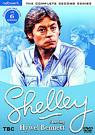 SHELLEY-COMPLETE-SECOND-TV-SERIES-2-2ND-HYWEL-BENNETT-DVD-SET-SEALED-NEW