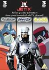 Transformers/MASK/Robocop (DVD, 2007, 3-Disc Set)