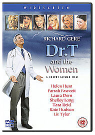 DRT AND THE WOMEN stars RICHARD GERE HELEN HUNT KATE HUDSON   VGC  CERT 18 - <span itemprop=availableAtOrFrom>Altrincham, Cheshire, United Kingdom</span> - Contact within 10 days to return item which must be returned in original packaging for security check [ all items are marked for identification before dispatch ] All ebay ter - Altrincham, Cheshire, United Kingdom