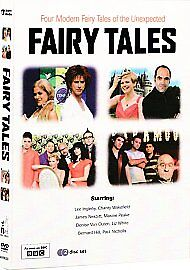 Fairy Tales  Four Modern Fairy Tales Of The Unexpected DVD 2008 2Disc Set - <span itemprop='availableAtOrFrom'>Poole, United Kingdom</span> - Fairy Tales  Four Modern Fairy Tales Of The Unexpected DVD 2008 2Disc Set - Poole, United Kingdom