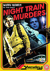 Night Train Murders (DVD, 2008)