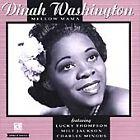 Dinah Washington - Mellow Mama (1987)