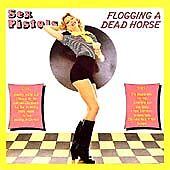 The Sex Pistols - Flogging A Dead Horse (1986) Netherlands Import CD Greatest
