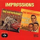The Impressions - Keep on Pushing/People Get Ready (1996)