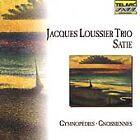 Jacques Loussier - Satie (Gymnopedies / Gnossiennes, 1998)