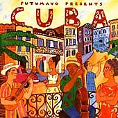 Putumayo Caribbean & Cuban Music CDs