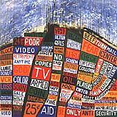 Rock Album Parlophone Alternative/Indie Music CDs