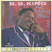 B B King - Easy Listening Blues (CDCHM 1011)