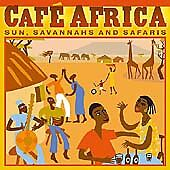 Cafe Africa Sun Savannahs and Safaris Various Artists Very Good CD - <span itemprop=availableAtOrFrom>Brighton, United Kingdom</span> - Returns accepted Most purchases from business sellers are protected by the Consumer Contract Regulations 2013 which give you the right to cancel the purchase within 14 days after the day - Brighton, United Kingdom