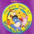 Soundtrack - Many Songs of Winnie the Pooh (Original , 2006)