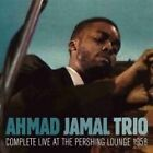 Ahmad Jamal - Complete Live at the Pershing Lounge 1958 (Live Recording, 2007)