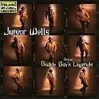 Junior Wells - Live at Buddy Guy's Legends (Live Recording, 1997)