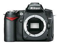 Beautiful Nikon D90 12MP Digital SLR Camera - IR infrared - Pro Conversion 720nm