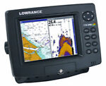 Lowrance LCX-27C GPS Receiver