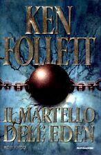 Libri e riviste di letteratura e narrativa copertina rigida Ken Follett prima edizione
