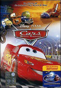 Cars Motori Ruggenti Walt Disney Dvd Italiano X Bambini Cartoni