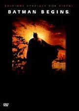 DVD edizione widescreen batman begins