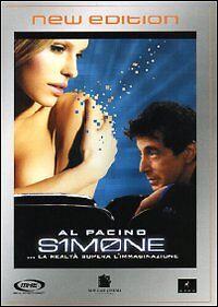 Simone-2002-DVD-Nuovo-Sigillato-Al-Pacino-New-edition