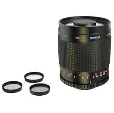 Walimex Manual Focus Camera Lenses for Olympus