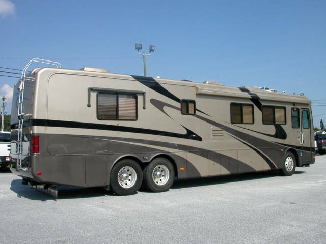 Jeep Dealers Cleveland >> Used 2002 Monaco Dynasty 40' Dual Slide RV For Sale - 2742 ...