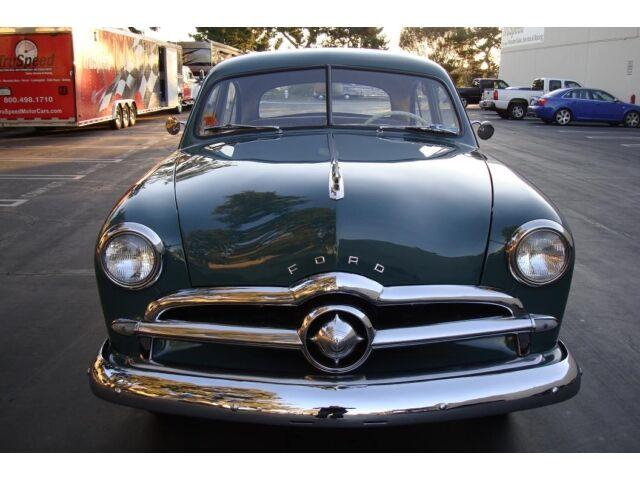 Used 1949 Ford Custom Tudor Sedan Flat Head Survivor For