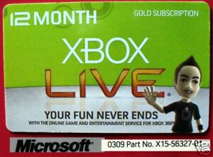 XBox-360-Live-12-month-Gold-Subscription-Card-Microsoft